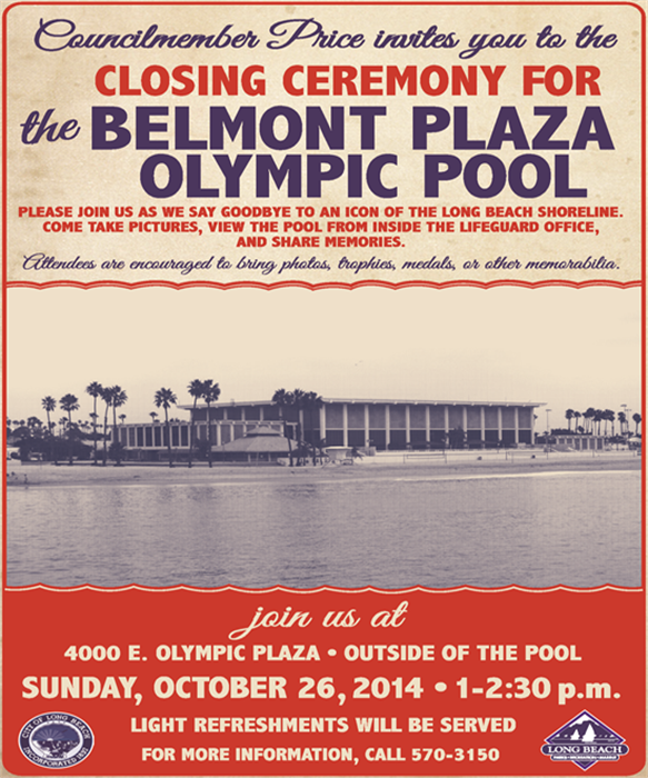 Closing Ceremony Flyer Closing Ceremony For The